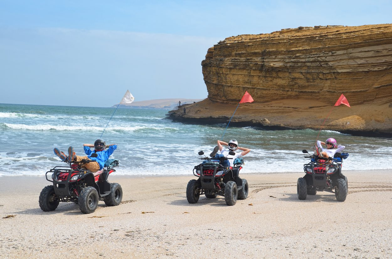quad perou adventure