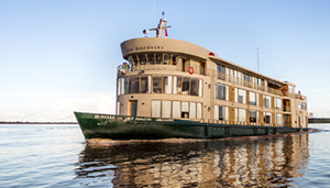Exceptional Cruise in the heart of Amazonia